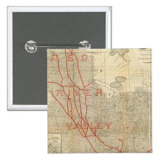 Ferrocarril de San Pablo, de Minneapolis y de Mani Pin Cuadrado