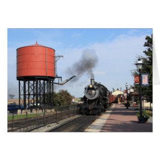 Ferrocarril de Strasburg Tarjeta Pequeña