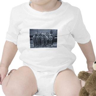 Ferrocarril del Pacífico de la unión de 1918 Traje De Bebé