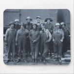 Ferrocarril del Pacífico de la unión de 1918 traba Alfombrilla De Ratón