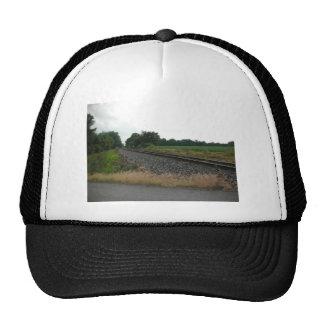 Ferrocarril del país gorros
