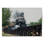 Ferrocarril del Tarantula, Fort Worth, Tejas, los  Tarjeta