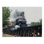Ferrocarril del Tarantula, Fort Worth, Tejas, los  Tarjeta Postal