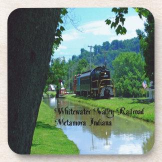 Ferrocarril del valle de Whitewater Posavasos