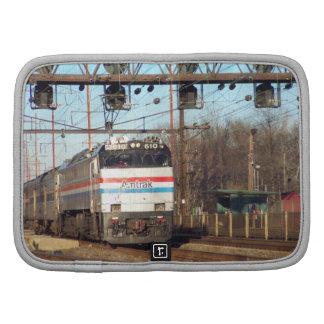 Ferrocarril E-60 #610 de Amtrak que corre mini en  Organizadores