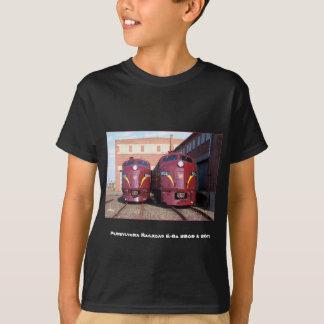 Ferrocarril E-8a de Pennsylvania, niños de s 5809 Playera