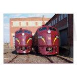 Ferrocarril E-8a, s (JTFS) 5809 y 5711 de Tarjeton