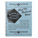 Ferrocarril expreso; Envíe el cuaderno de la
