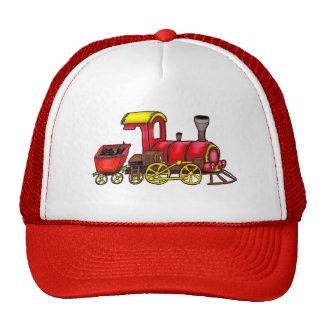 Ferrocarril Gorros Bordados