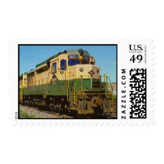 Ferrocarril GP-30 #3601 de la lectura Envio