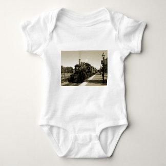 Ferrocarril histórico body para bebé