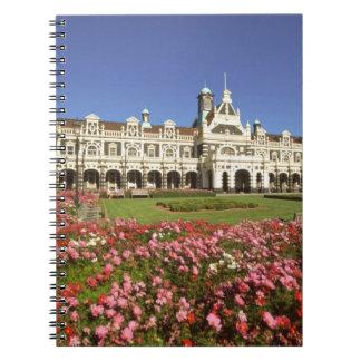 Ferrocarril histórico, Dunedin, Nueva Zelanda Libros De Apuntes Con Espiral