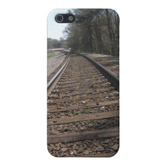 Ferrocarril iPhone 5 Fundas