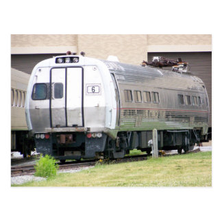Ferrocarril Metroliner #860 de Pennsylvania Postales