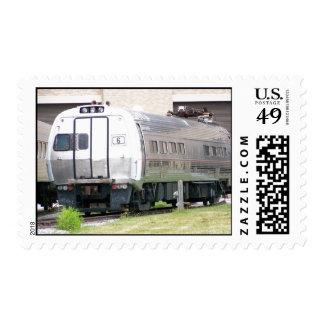 Ferrocarril Metroliner #860 de Pennsylvania Timbre Postal