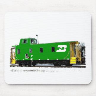 Ferrocarril Mousepad Tapetes De Ratón