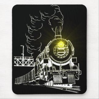 Ferrocarril Mousepad Tapetes De Raton