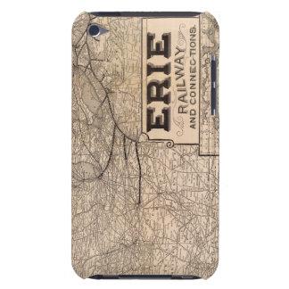 Ferrocarril y conexiones de Erie Case-Mate iPod Touch Fundas