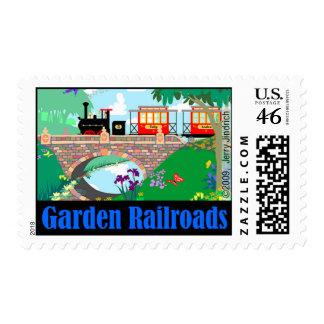 Ferrocarriles del jardín