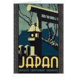 Ferrocarriles japoneses del gobierno de Japón, vin Tarjetas