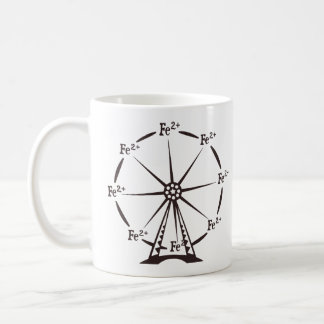 Ferrous Ferris Wheel Coffee Mug