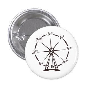 Ferrous Ferris Wheel Pinback Button