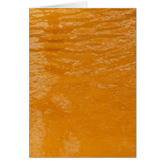Ferrous Thermal Water Card