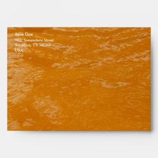 Ferrous Thermal Water Envelope