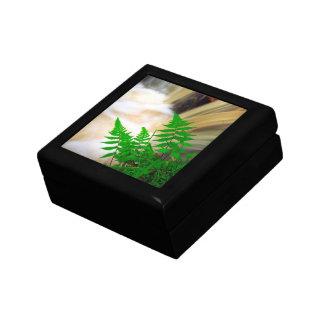 Ferrous thermal water keepsake box