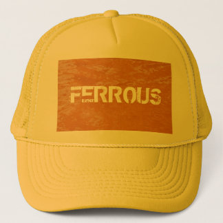 Ferrous Thermal Water Trucker Hat