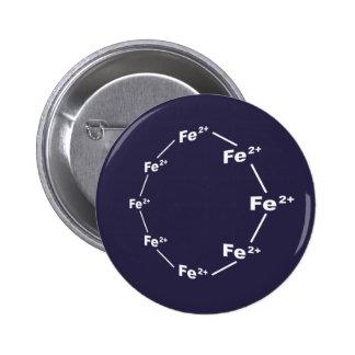 Ferrous Wheel 2 Inch Round Button