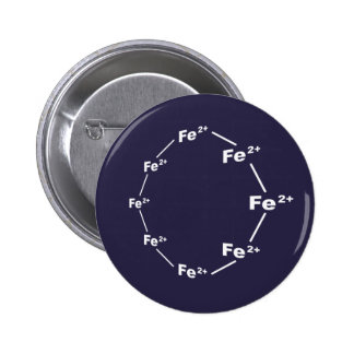 Ferrous Wheel Pinback Button
