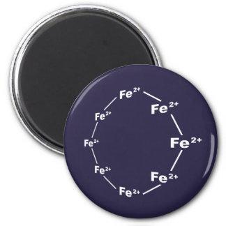 Ferrous Wheel Fridge Magnets