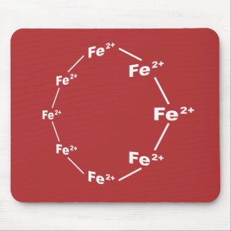 Ferrous Wheel Mouse Pad