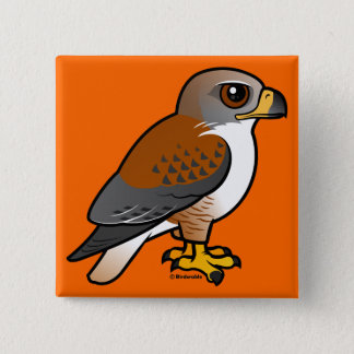 Ferruginous Hawk Pinback Button