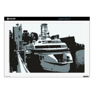 """Ferry 1 17"""" laptop decal"""