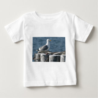 Ferry Boat Greeter Baby T-Shirt