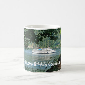 Ferry & Boathouse Coffee Mug