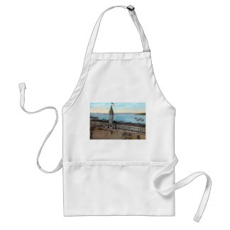 Ferry Building 1910 Adult Apron
