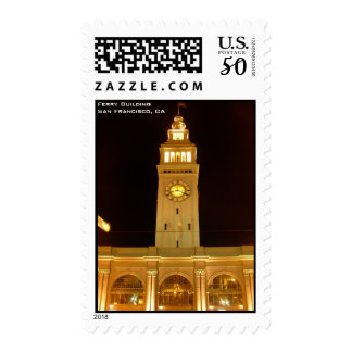 Ferry Building Postage