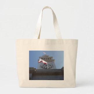 Ferry Building San Francisco Large Tote Bag