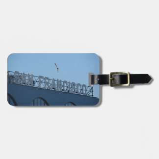 Ferry Building- San Francisco Luggage Tag