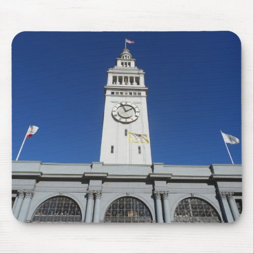 Ferry Building- San Francisco Mouse Pad
