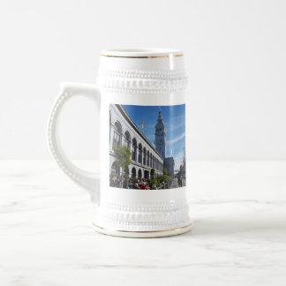 Ferry Building San Francisco Mug