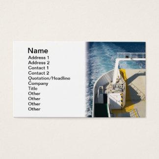 Ferry Business Card