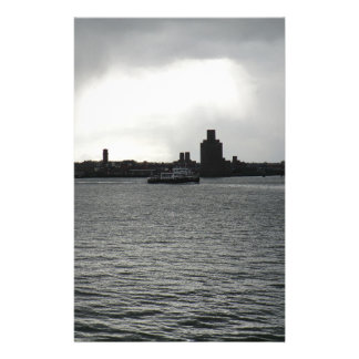 Ferry Cross the Mersey Stationery Paper