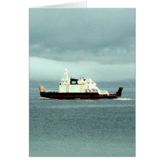 Ferry-Go-Round Greeting Card