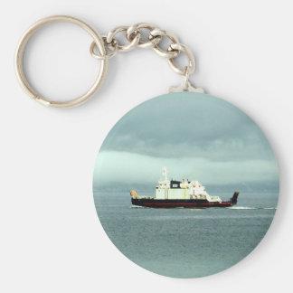 Ferry-Go-Round Key Chain
