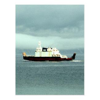 Ferry-Go-Round Postcard