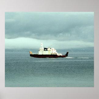 Ferry-Go-Round Poster